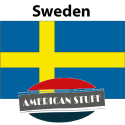 American Stuff in Sweden