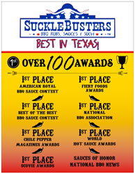 SuckleBusters Awards
