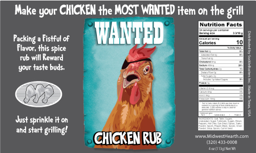 Private Label Sample Most Wanted Foods