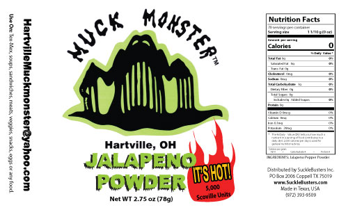 Private Label Jalapeno Powder