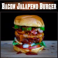 Bacon Jalapeno Burger Recipe