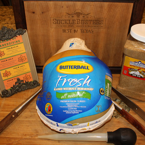 BBQ Turkey Recipe Fresh Butterball
