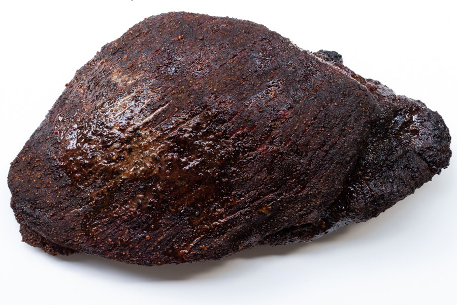 Cully Cooked Texas Brisket