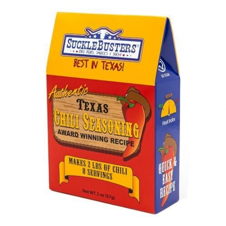 Texas Style Chili Kit 1.8 oz