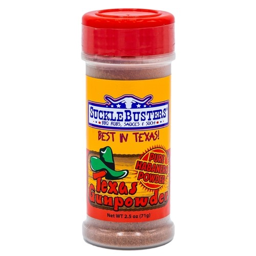 Texas GunPowder Habanero Pepper Powder