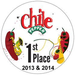 Award Winning Texas Chili 1st Place