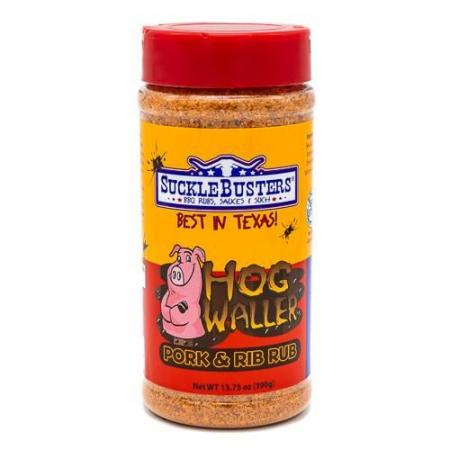 Hog Waller Sweet BBQ Rub