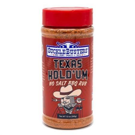 Texas Hold Um No Salt BBQ Rub