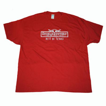 BIT Red Logo Tshirt